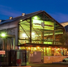Little Creatures Brewery Freemantle Geelong