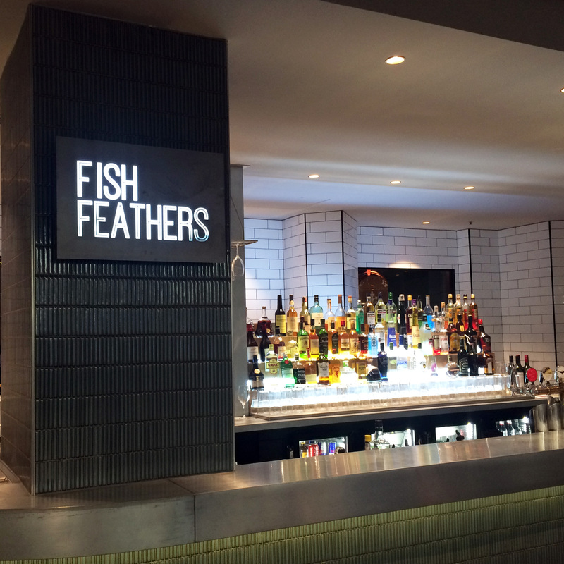 Fish Feathers Indooroopilly Seafood Restaurant Review