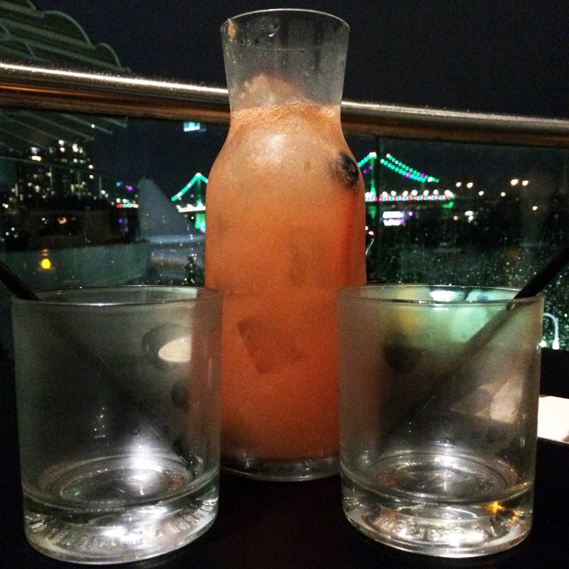 Pony Dining Eagle St Pier Brisbane Review Bar Drinks