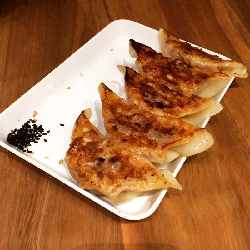 Harajuku Gyoza Southbank Brisbane Restaurant Review