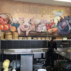 Golden Pig Cooking School Newstead Review