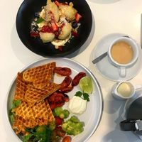 Lokal and Co West End Review Breakfast Lunch Brisbane